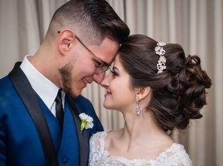 O casamento de Silas e Larissa