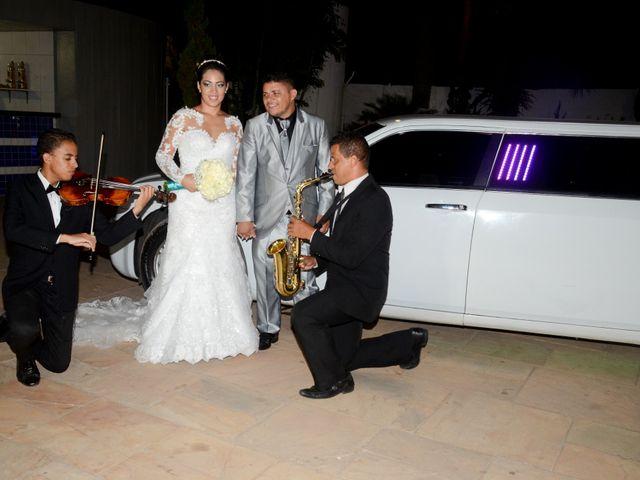 O casamento de Jaqueline e Raimundo