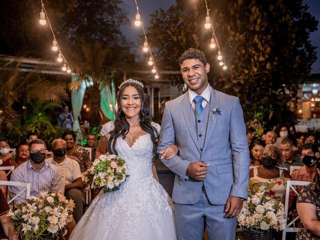 O casamento de Phelipe e Gislizandra em Duque de Caxias, Rio de Janeiro 4