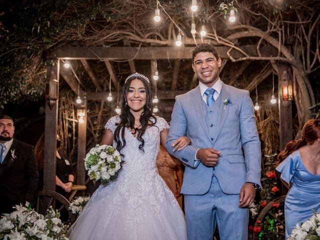 O casamento de Phelipe e Gislizandra em Duque de Caxias, Rio de Janeiro 9