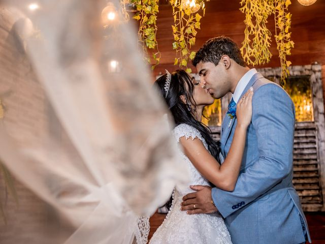 O casamento de Phelipe e Gislizandra em Duque de Caxias, Rio de Janeiro 10