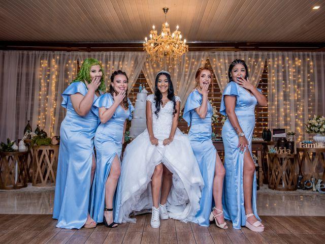 O casamento de Phelipe e Gislizandra em Duque de Caxias, Rio de Janeiro 11