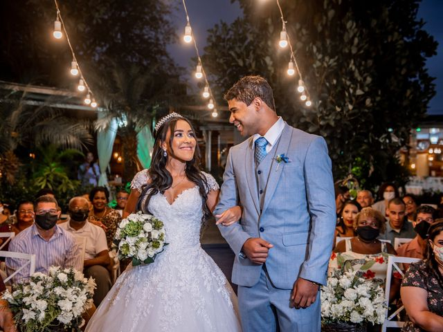 O casamento de Phelipe e Gislizandra em Duque de Caxias, Rio de Janeiro 20