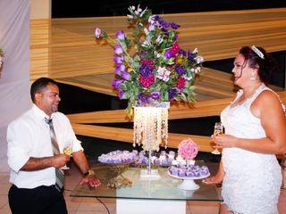 O casamento de Rosemary e Ricardo