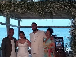 O casamento de Vanessa e Willian 1