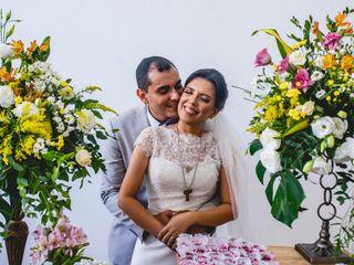 O casamento de Fernanda e Italo 2