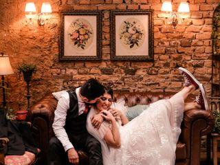 O casamento de Gabi e Vitor