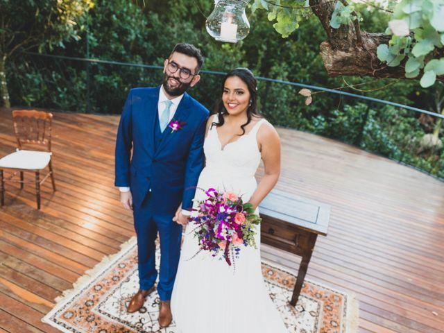 O casamento de Vanessa e Júlio