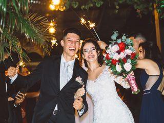 O casamento de Emili e Gleyson