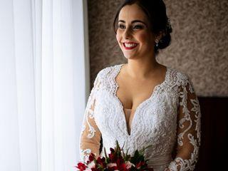 O casamento de Rebecca de Almeida Barros e Daniel Oliveira Barros 1