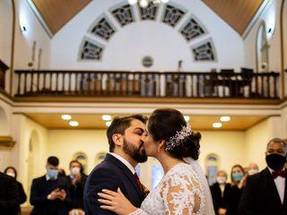 O casamento de Rebecca de Almeida Barros e Daniel Oliveira Barros 2