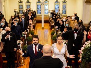 O casamento de Rebecca de Almeida Barros e Daniel Oliveira Barros