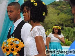 O casamento de Débora  e Edgar 1
