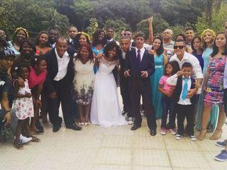 O casamento de Débora  e Edgar