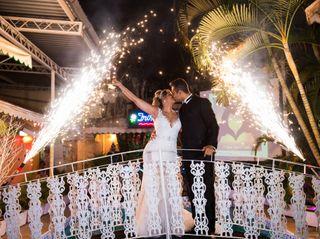 O casamento de Beatriz e Leandro