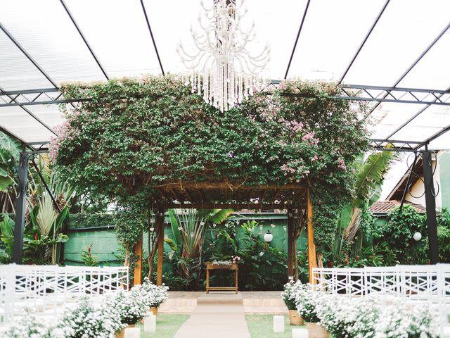 O casamento de Gleyson e Emili em Hortolândia, São Paulo 3