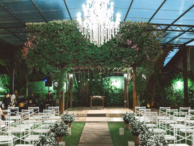 O casamento de Gleyson e Emili em Hortolândia, São Paulo 10
