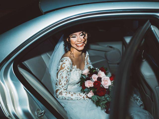 O casamento de Gleyson e Emili em Hortolândia, São Paulo 15