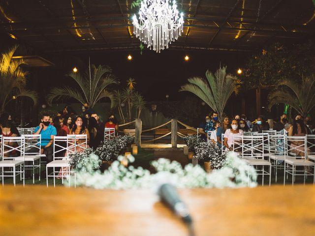 O casamento de Gleyson e Emili em Hortolândia, São Paulo 17