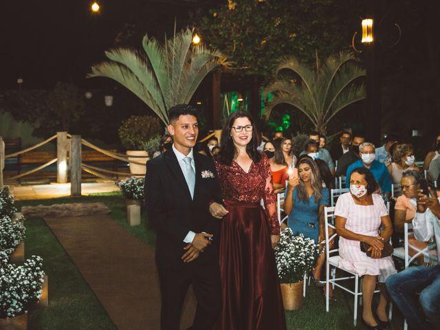 O casamento de Gleyson e Emili em Hortolândia, São Paulo 19