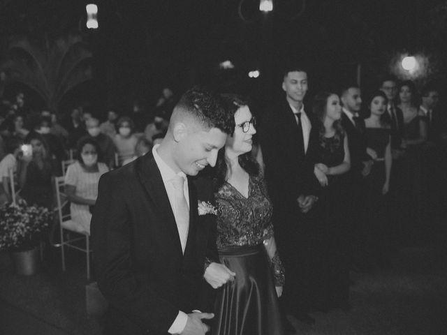 O casamento de Gleyson e Emili em Hortolândia, São Paulo 20