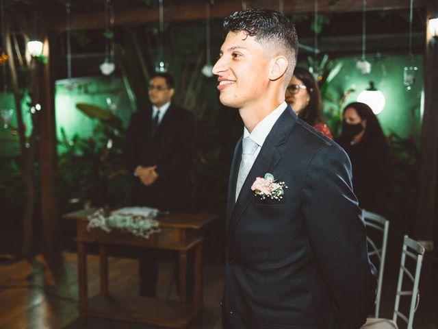O casamento de Gleyson e Emili em Hortolândia, São Paulo 21