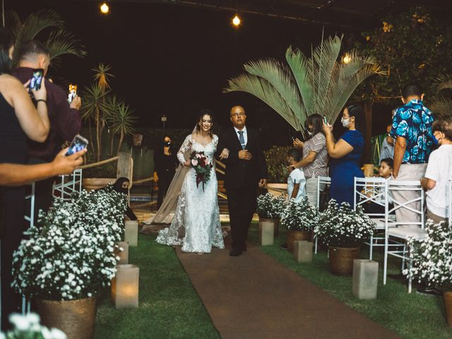 O casamento de Gleyson e Emili em Hortolândia, São Paulo 23