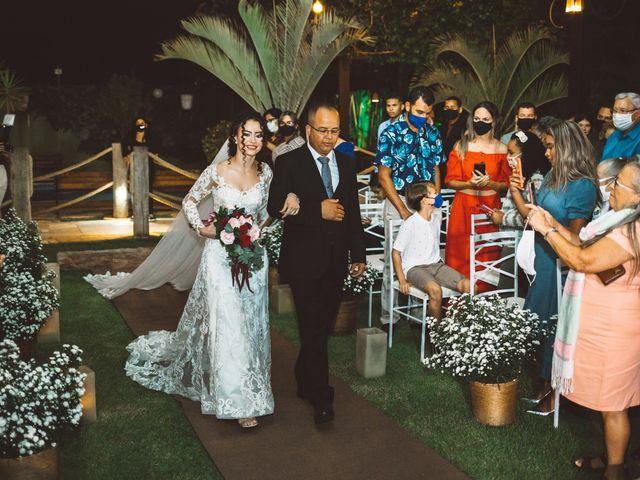 O casamento de Gleyson e Emili em Hortolândia, São Paulo 24