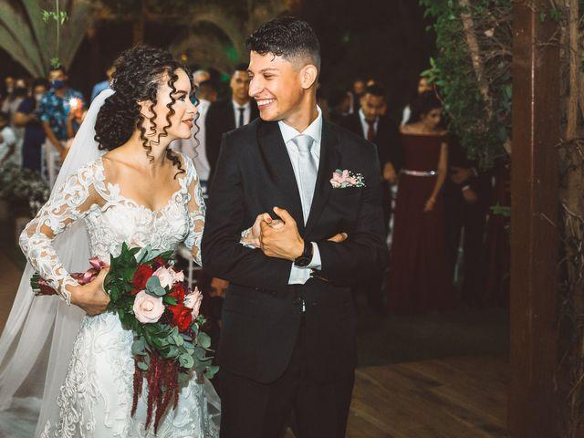 O casamento de Gleyson e Emili em Hortolândia, São Paulo 26