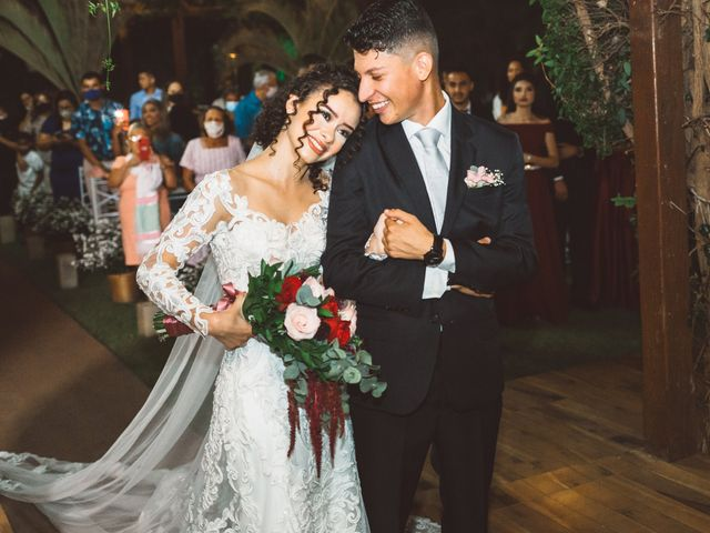 O casamento de Gleyson e Emili em Hortolândia, São Paulo 27