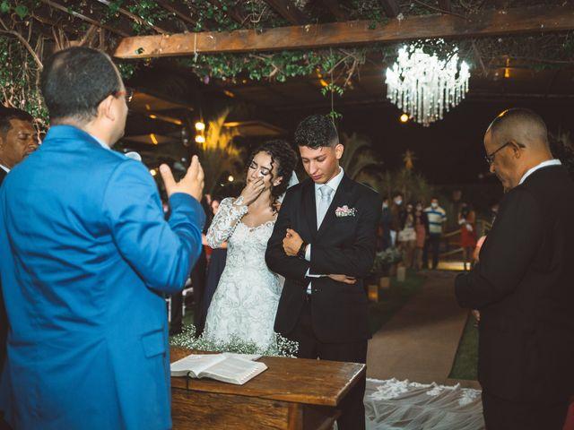O casamento de Gleyson e Emili em Hortolândia, São Paulo 28