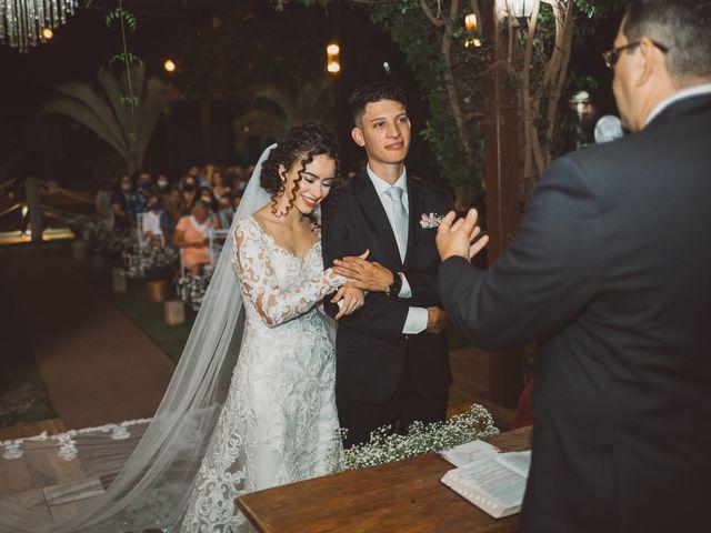 O casamento de Gleyson e Emili em Hortolândia, São Paulo 29