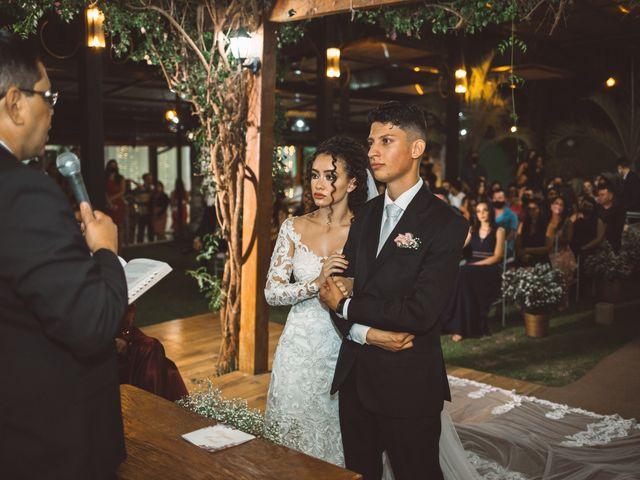 O casamento de Gleyson e Emili em Hortolândia, São Paulo 30