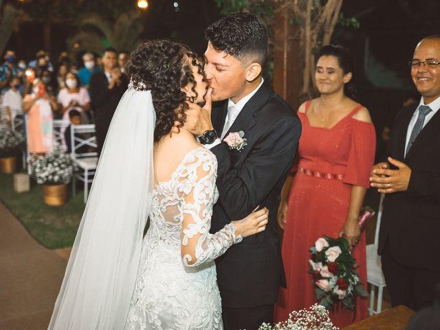 O casamento de Gleyson e Emili em Hortolândia, São Paulo 34