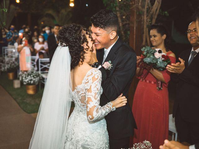 O casamento de Gleyson e Emili em Hortolândia, São Paulo 35