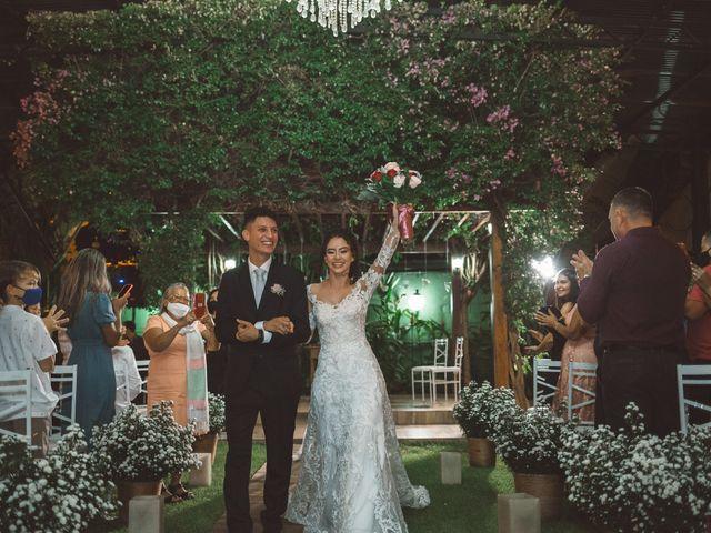 O casamento de Gleyson e Emili em Hortolândia, São Paulo 36