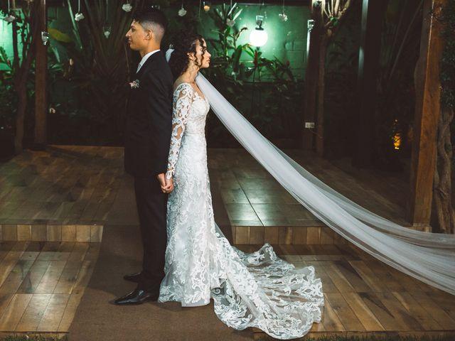 O casamento de Gleyson e Emili em Hortolândia, São Paulo 42