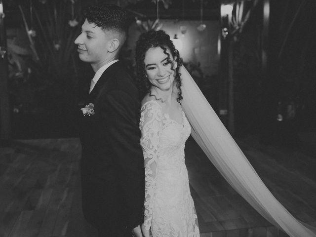 O casamento de Gleyson e Emili em Hortolândia, São Paulo 43