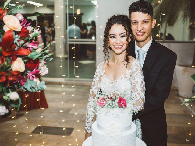 O casamento de Gleyson e Emili em Hortolândia, São Paulo 52