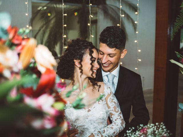 O casamento de Gleyson e Emili em Hortolândia, São Paulo 53