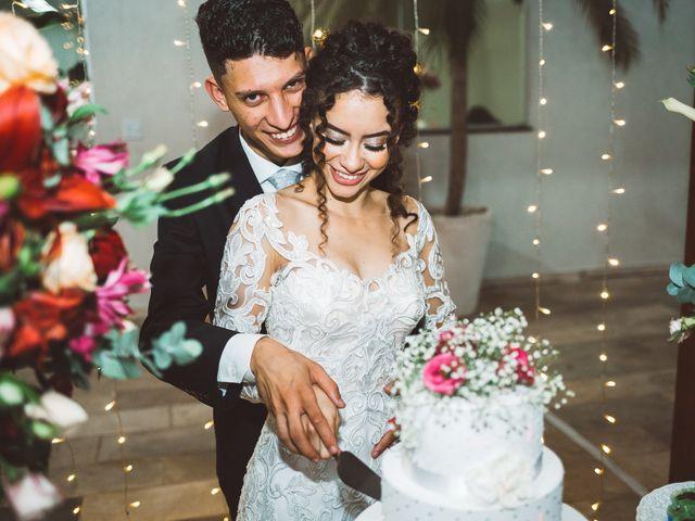 O casamento de Gleyson e Emili em Hortolândia, São Paulo 54