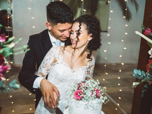 O casamento de Gleyson e Emili em Hortolândia, São Paulo 55