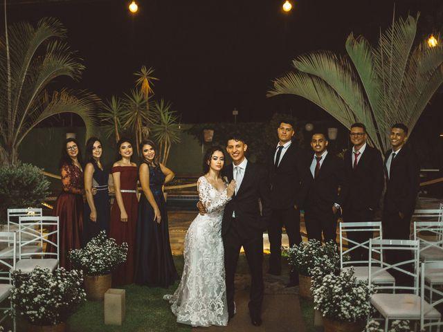 O casamento de Gleyson e Emili em Hortolândia, São Paulo 56