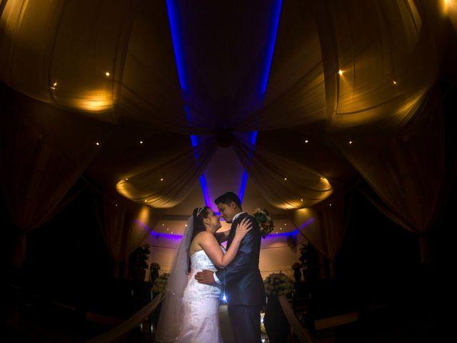 O casamento de Juliana e Mateus
