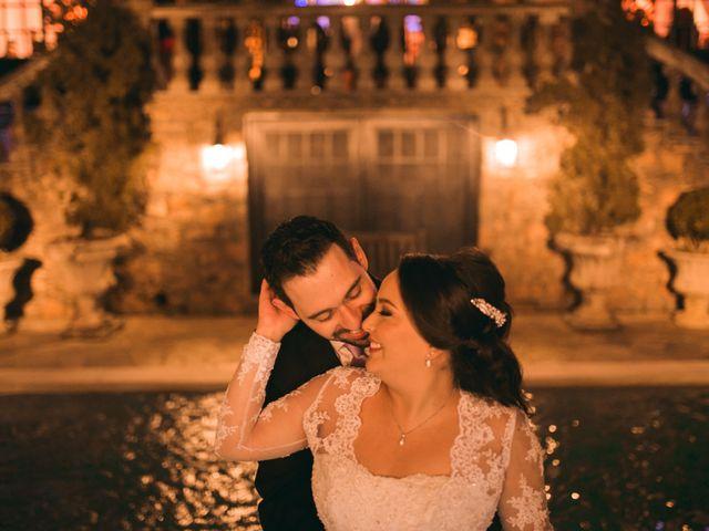 O casamento de Camila e Roberto