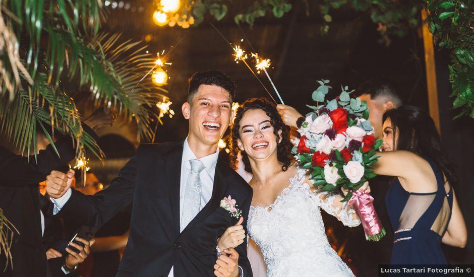 O casamento de Gleyson e Emili em Hortolândia, São Paulo