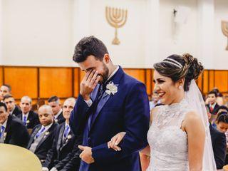 O casamento de Elaine e Rodrigo 3