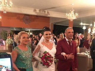 O casamento de Cibele Silva de Queiroz e Mauricio cardoso soares 1