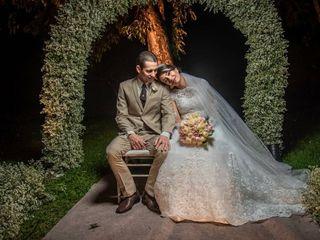 O casamento de Aliete e Francisco
