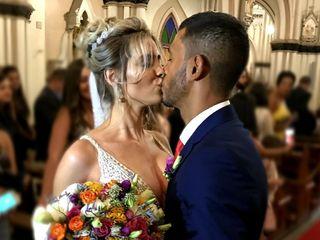 O casamento de Izabella e Guilherme